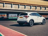 Pictures of Honda HR-V UK-spec 2015