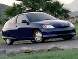 Honda Insight (ZE1) 1999–2006 images