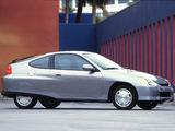 Honda Insight (ZE1) 1999–2006 photos