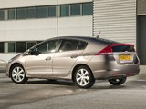 Honda Insight UK-spec (ZE2) 2009–12 images