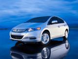 Honda Insight US-spec (ZE2) 2009–11 images