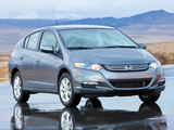 Honda Insight US-spec (ZE2) 2009–11 photos