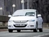 Honda Insight UK-spec (ZE2) 2009–12 photos