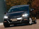 Honda Insight JP-spec (ZE2) 2009–11 photos
