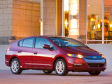 Honda Insight US-spec (ZE2) 2009–11 photos