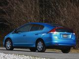 Honda Insight JP-spec (ZE2) 2009–11 pictures