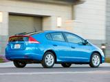 Honda Insight US-spec (ZE2) 2009–11 pictures