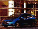 Honda Insight JP-spec (ZE2) 2009–11 wallpapers