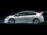 Mugen Honda Insight (ZE2) 2009 wallpapers