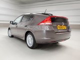 Honda Insight UK-spec (ZE2) 2009–12 wallpapers