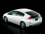 Honda Insight Exclusive JP-spec (ZE2) 2011 images