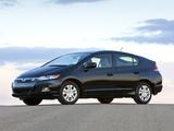 Honda Insight US-spec (ZE2) 2011 images