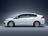Honda Insight (ZE2) 2012 pictures
