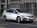 Honda Insight UK-spec (ZE2) 2012 pictures