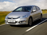 Honda Insight UK-spec (ZE2) 2012 wallpapers