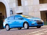 Images of Honda Insight US-spec (ZE2) 2009–11