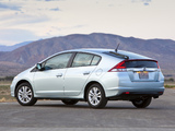 Images of Honda Insight US-spec (ZE2) 2011