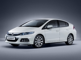 Images of Honda Insight (ZE2) 2012