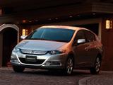 Photos of Honda Insight JP-spec (ZE2) 2009–11