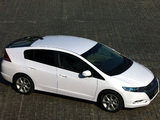 Photos of Honda Insight JP-spec (ZE2) 2009–11
