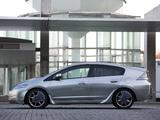 Photos of Modulo Sports Honda Insight Concept (ZE2) 2010