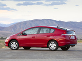Photos of Honda Insight US-spec (ZE2) 2011