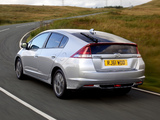 Photos of Honda Insight UK-spec (ZE2) 2012