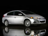 Pictures of Honda Insight US-spec (ZE2) 2009–11