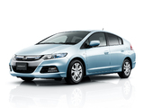 Pictures of Honda Insight JP-spec (ZE2) 2011