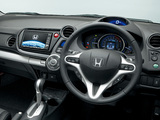 Pictures of Honda Insight Exclusive JP-spec (ZE2) 2011
