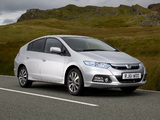 Pictures of Honda Insight UK-spec (ZE2) 2012