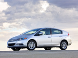Honda Insight US-spec (ZE2) 2009–11 wallpapers