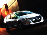 Honda Insight JP-spec (ZE2) 2009–11 wallpapers