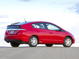 Honda Insight US-spec (ZE2) 2011 wallpapers