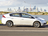 Honda Insight AU-spec (ZE2) 2012 wallpapers