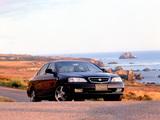 Honda Inspire 32V (UA5) 1998–2003 pictures