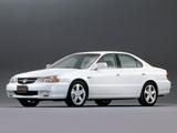 Honda Inspire Type-S (UA5) 2001–03 images