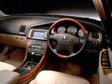 Honda Inspire Type-S (UA5) 2001–03 photos