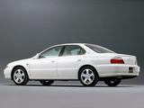 Honda Inspire Type-S (UA5) 2001–03 pictures