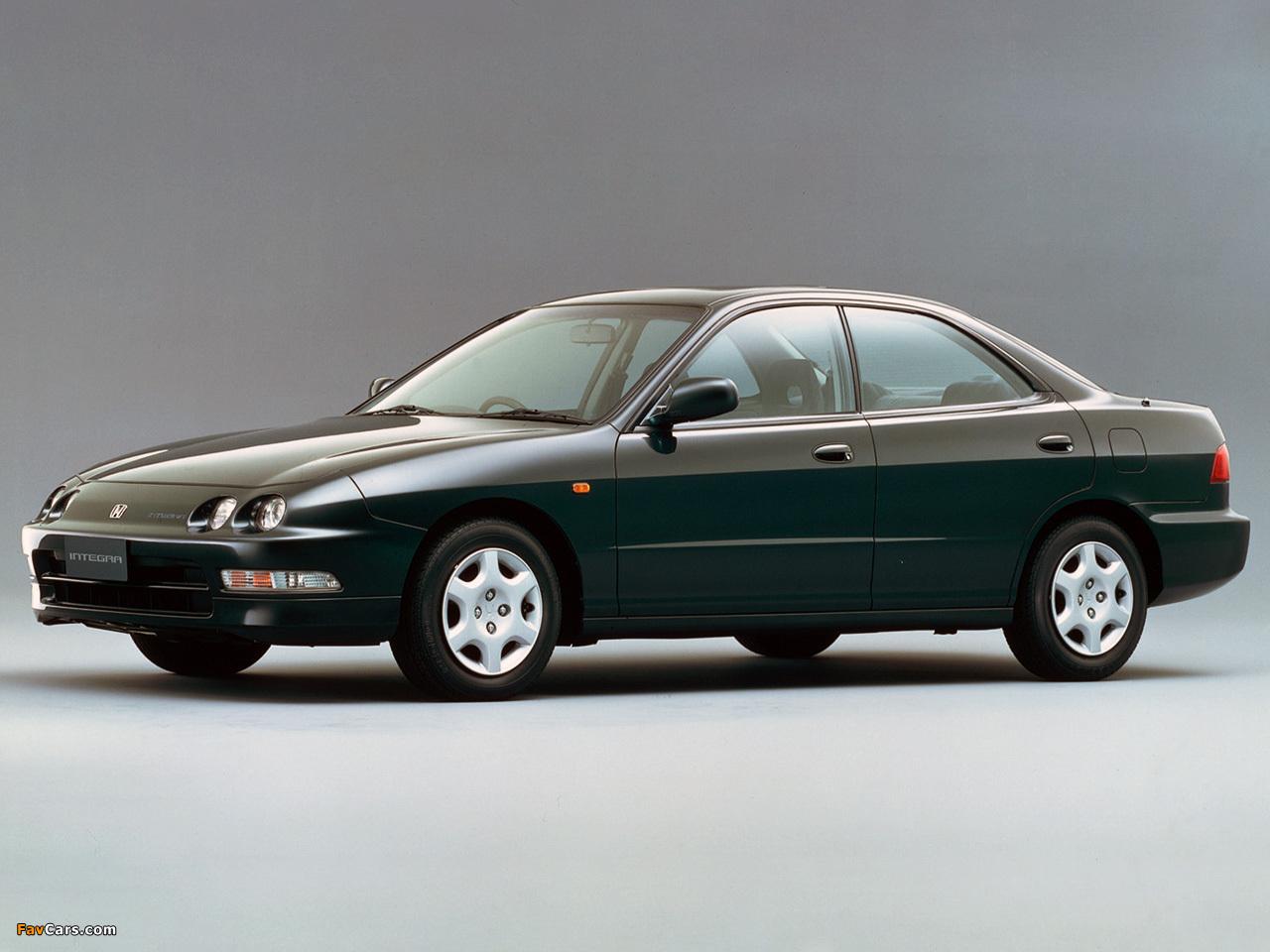Honda Integra Car