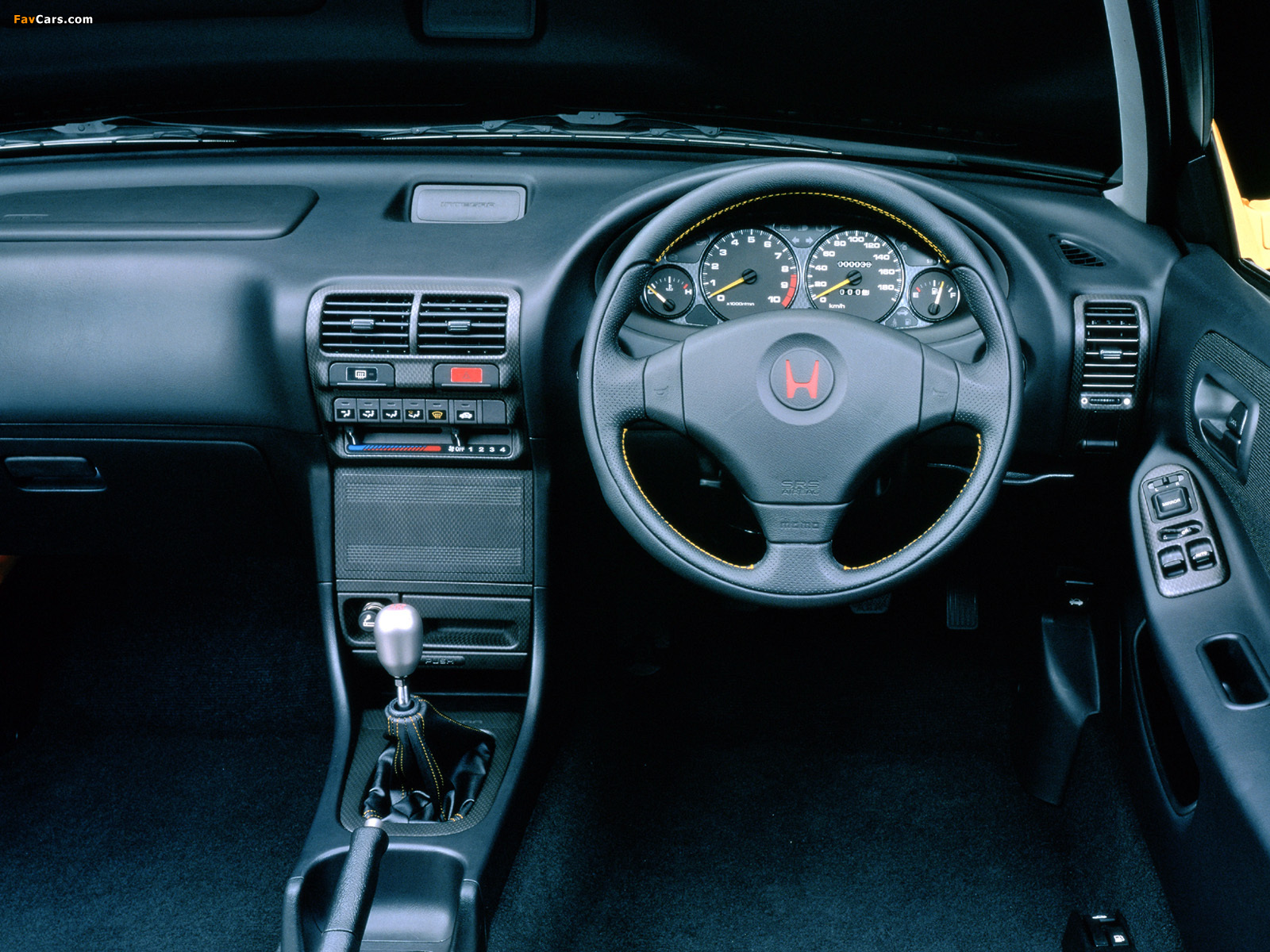 Honda Integra Type R Coupe JP Spec DC2 1998 99 Wallpapers