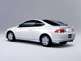 Honda Integra (DC5) 2001–04 pictures