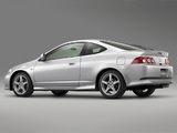 Honda Integra Type-S (DC5) 2004–06 photos
