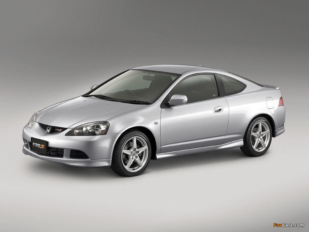 Honda Integra Type S Dc5 200406 Wallpapers