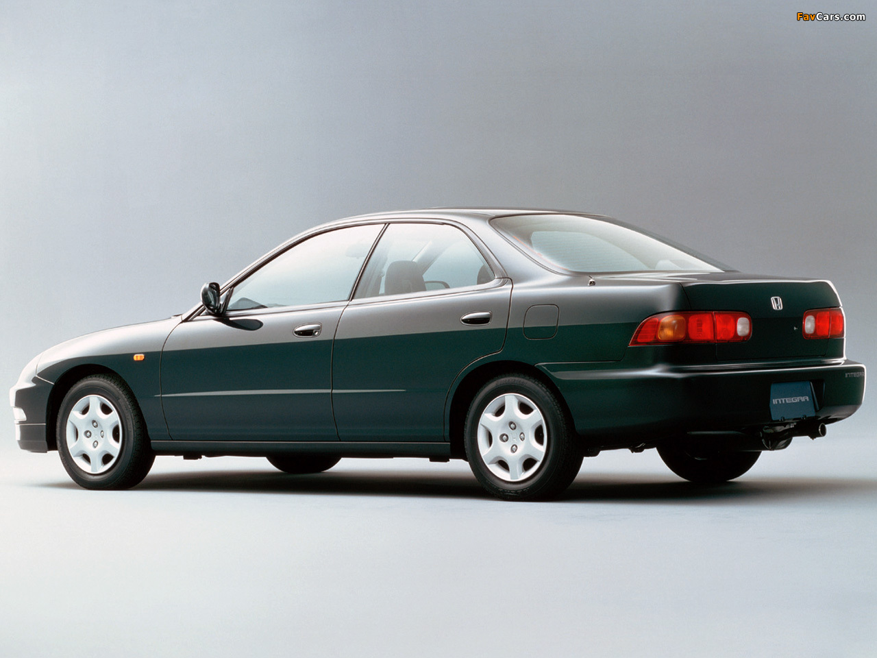 Photos of Honda Integra ESi Sedan (DB) 1993–95 (1280x960)