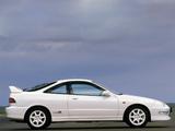 Honda Integra Type-R (DC2) 1997–2001 wallpapers