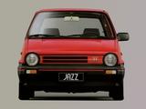 Honda Jazz (AA) 1984–86 photos