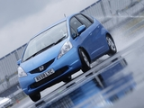 Honda Jazz UK-spec 2008–10 wallpapers