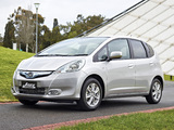 Honda Jazz Hybrid AU-spec 2012 photos