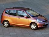 Images of Honda Jazz 2005–08